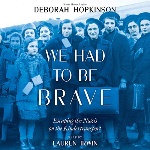 We Had to Be Brave cover art
