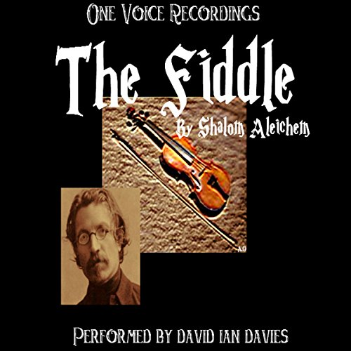 The Fiddle audiobook cover art