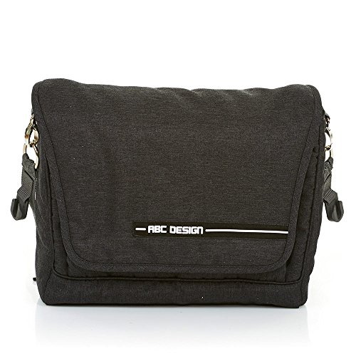 ABC DESIGN 91300715 Changing Bag Fashion Space Sac à langer Fashion, gris