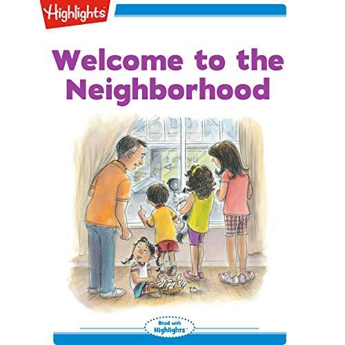 Welcome to the Neighborhood audiobook cover art
