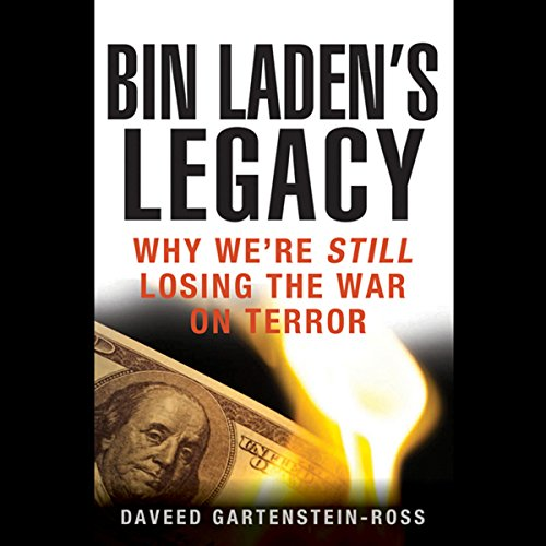 Bin Laden's Legacy audiobook cover art