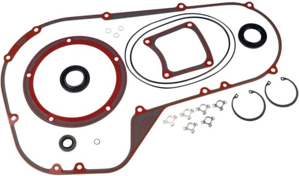 James At the price of surprise Gaskets Primary Gasket Seal and - O-Ring Kit Phoenix Mall Foamet