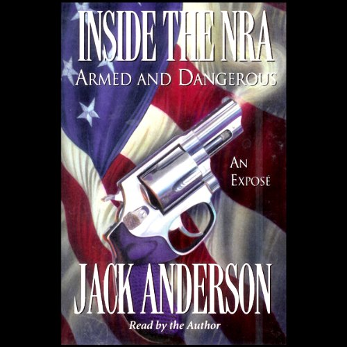 Inside the NRA audiobook cover art