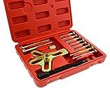 ABN 13 Piece Harmonic Balancer Steering Wheel Puller Kit