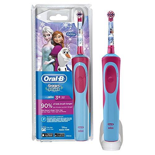 Oral-B Stages Power Kids Cepillo de Dientes...