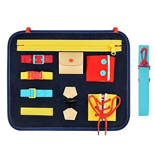 Teaisiy Juguetes Bebe 10-18 Meses, Niños Montessori Juguetes Educativos 1-4 Años Regalos...