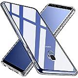 Wlife Crystal Clear Kompatibel mit Samsung Galaxy S9