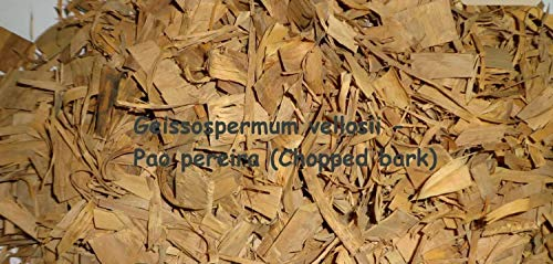 PAO Pereira Bark/Imported from South American/Geissospermum vellosii (4oz)