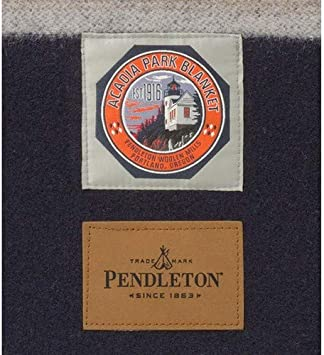 Pendleton labels by year