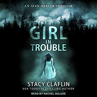 Girl in Trouble audiobook cover art
