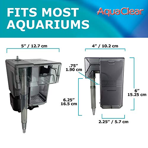 AquaClear, Fish Tank Filter, 5 to 20 Gallons