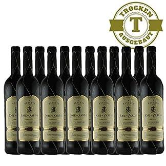 Rotwein-Spanien-Tempranillo-Reserva-Jose-de-Zarzas-trocken-12x075l