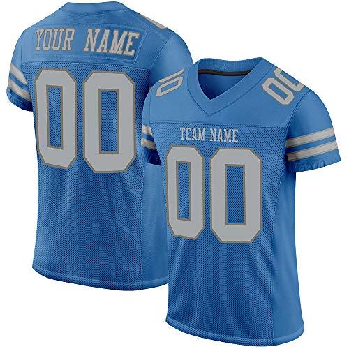 Maillots de fútbol cosidos a medida – Haz tus propias s de jersey para hombres/mujeres/jóvenes, uniforme de equipo personalizado - - 7XL