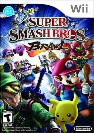 Super Smash Bros. Brawl (Nintendo Wii) - Rated T