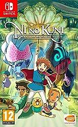 Tutto il mondo di Ni no Kuni, sempre con te – gioca Ni no Kuni: la minaccia della strega cinerea per Nintendo Switch quando vuoi, ovunque tu vada La maestria di Level-5 nella creazione di grandi giochi di ruolo, sequenze animate realizzate da studio ...