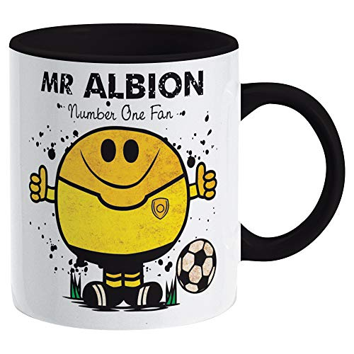 Mr Burton Albion Mug - Gift Merchandise for Football Fan