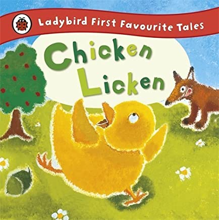 Chicken Licken (First Favourite Tales) by Mandy Ross(2015-09-01)