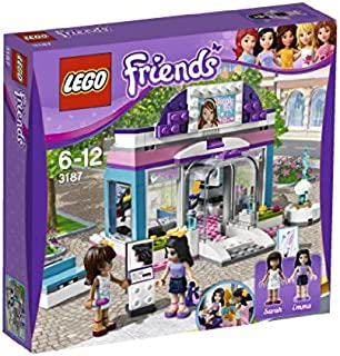 LEGO Friends 3187: Butterfly Beauty Shop