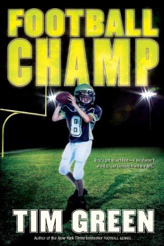 Football Champ (Football Genius series Book 3)