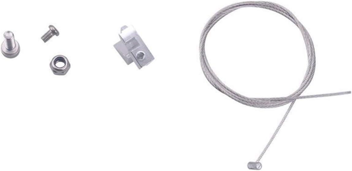 RJJX Hohe Qualit/ät Handbremshebel Freigabeknopf Parken Handpark Bremskabel Reparatursatz for Ford Fit for S-Max Fit for Galaxie Color Name : White
