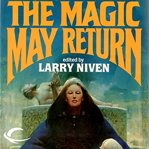 The Magic May Return audiobook cover art