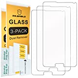 [3-PACK]- Mr.Shield Designed For Samsung Galaxy Note 4 [Tempered Glass] Screen Protector [Japan Glass With 9H Hardness] with Lifetime Replacement