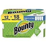 Bounty Select-A Lot de 12 rouleaux de papier essuie-tout Blanc