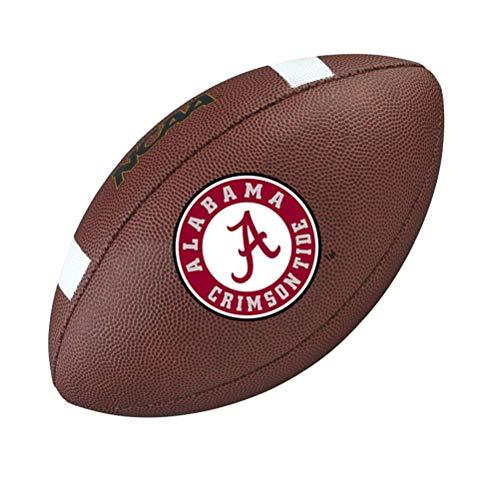 Wilson Alabama Crimson Tide Full Size Logo NCAA Football