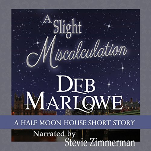 A Slight Miscalculation: A Half Moon House Short Story audiobook cover art