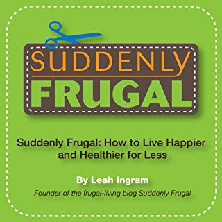 Suddenly Frugal cover art