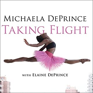 Taking Flight     From War Orphan to Star Ballerina              Auteur(s):                                                                                                                                 Elaine DePrince,                                                                                        Michaela DePrince                               Narrateur(s):                                                                                                                                 Allyson Johnson                      Durée: 5 h et 43 min     1 évaluation     Au global 5,0