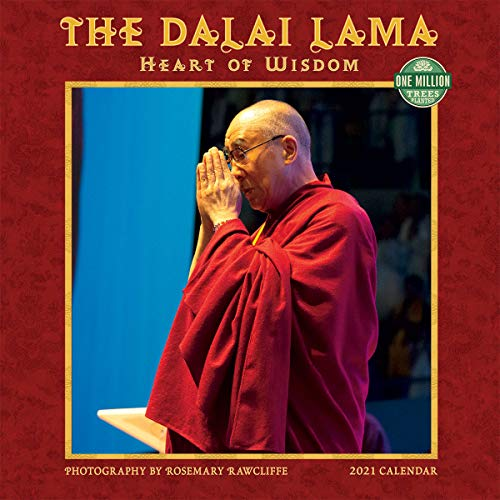 The Dalai Lama 2021 Wall Calendar: Heart of Wisdom