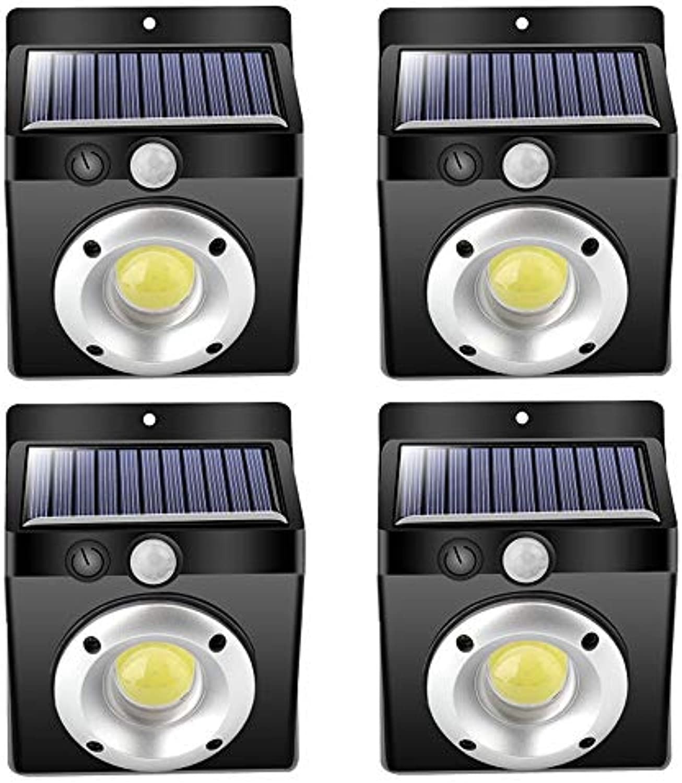 Solar LED Wandleuchte, Im Freien Menschlichen Krper Induktion Beleuchtung wasserdichte Lichtsteuerung Straenlaterne Hof Landschaft Licht