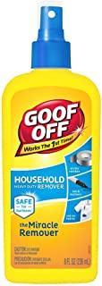 Product Name: Goof Off FG708 Heavy Duty Remover, Pump Spray 8-Ounce - Set of 3