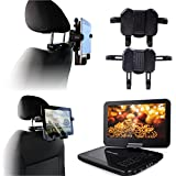 Navitech Tablet Headrest Mounts