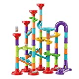Kompatibel mit Kugelbahn 93-teilig Spielzeug für Kinder