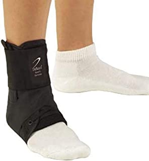 Sponsored Ad - DeRoyal Industries Sports Orthosis Lace-Up Ankle Brace, Medium, AB2900-14 (Case of 1)