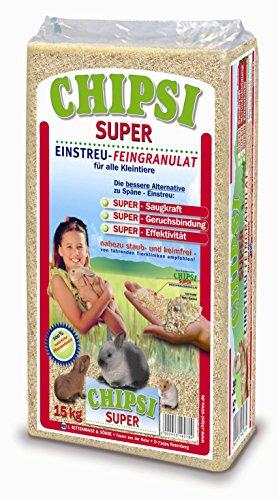 Chipsi 28434 Heimtierstreu Super 15 kg