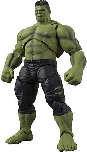 ventas al por mayor QRFDIAN Figura de de de acción de Hulk Resurrection, Personaje de SHF Hulk Fighting Resurrection, Estatua de Hulk, Hulk de 9 Pulgadas, Mueble de Juntas  varios tamaños