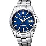 [ザ・シチズン] THE CITIZEN 腕時計 高精度 年差エコ・ドライブ スーパーチタニウムモデル 和紙文字板 AQ4030-51L