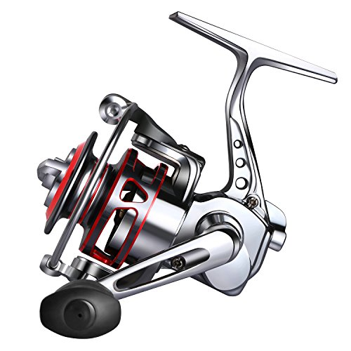 Goture Small Spinning Fishing Reel Collapsible...