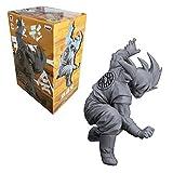 Banpresto Dragon Ball Z Figura de Colección Goku 10cm Black and White Version Colosseum SCultures Big 7 Japon Dragonball