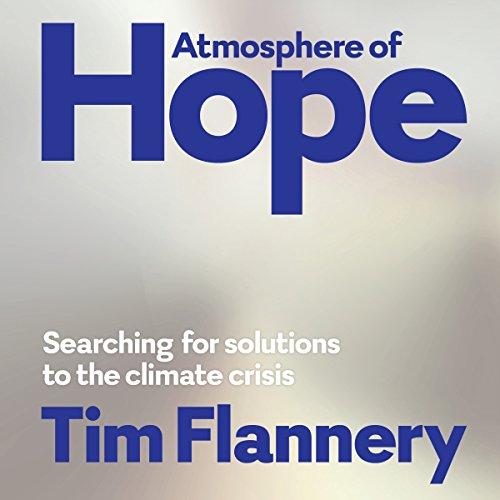 Atmosphere of Hope audiobook cover art