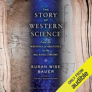 The Story of Western Science cover art