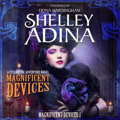 Magnificent Devices audiobook cover art