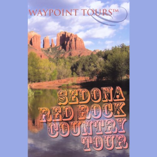 Sedona Tour audiobook cover art