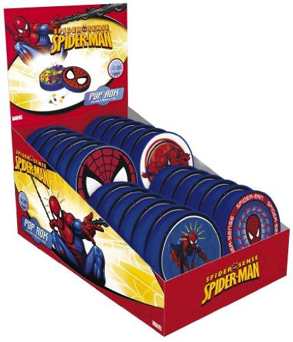 Knallerbsen Spiderman