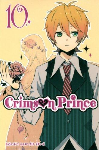 CRIMSON PRINCE T10