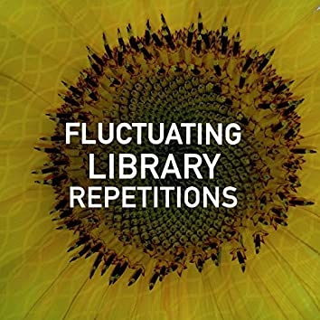 Fluctuating Library Repetitions