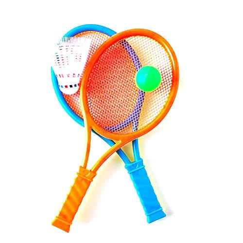 Wilk 1 Juego Tenis Raqueta bádminton Juguete ni?os